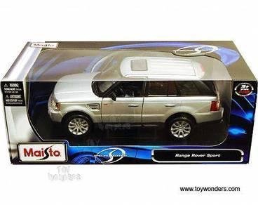 Maisto(1/18)Range Rover Sport SUV w Sunroof