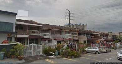 2 Storey Terrace House Jalan Wawasan Taman Connaught, Cheras, UCSI