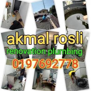 Tukang repair atap bocor jelatek