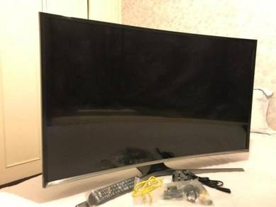 Samsung 40 inch smart hd'' curved tv md:ue40j6300