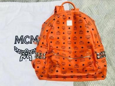 MCM back pack stark stud original