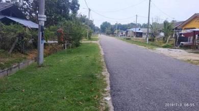 Tanah suku ekar di Limbungan-Pengkalan Nyireh Keluang Besut Terengganu