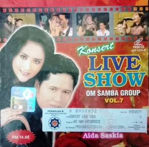 OM Samba Group Konsert Live Show Vol.7 VCD