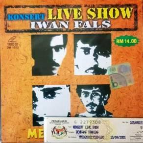 Iwan Fals Konsert Live Show VCD