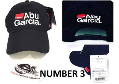 Abu garcia jdm authentic cap