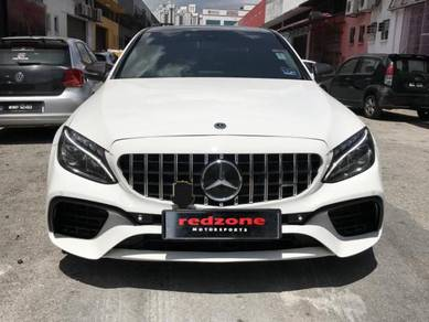 Mercedes Benz W205 AMG GT Grill / Grille bodykit
