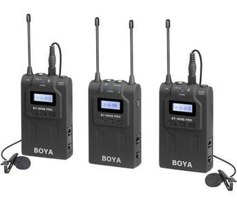 (SALE) Boya WM8 PRO K2 Dual Channel Wireless Mic