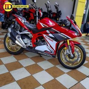 New Honda cbr250rr cbr 250rr 2021