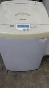 Washer Mesin Basuh Washing Machine Samsung 6.5kg
