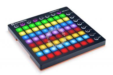 NOVATION Launchpad (Mk2) Ableton Live DJ Control