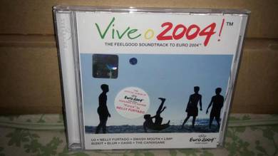 CD Vive o EURO 2004 Soundtrack
