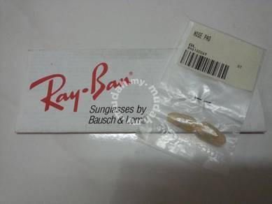 NOS Rayban BL USA Cream Nose Pad
