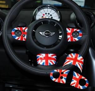 MINI R55 R56 R60 R61 Steering Muiti Function Cover