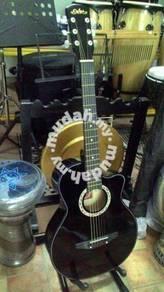 Gitar Akustik : Hitam (38