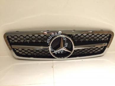 Mercedes W203 Grill AMG Grille Bodykit
