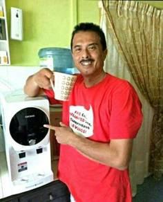 CUCKOO Water Purifier Penapis Air Karangan