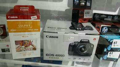 C Canon EOS 4000d