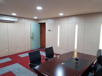 REKAAN BARU PEJABAT ANDA l office new design