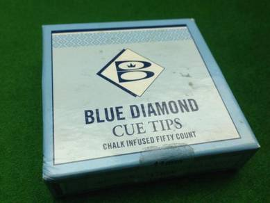 Brunswick Blue Diamond Snooker Cue tips 11mm