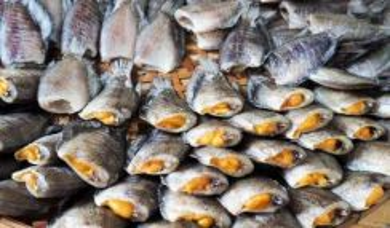 Ikan masin thailand