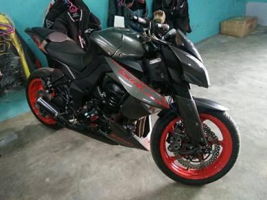 Kawasaki Z1000 harga boleh runding