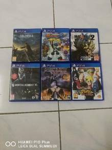 PS4 Game PlayStation 4