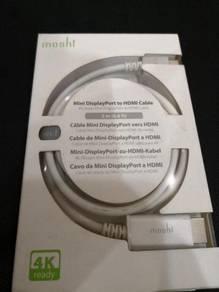 Mini display port (moshi) apple MAC 4k (new)