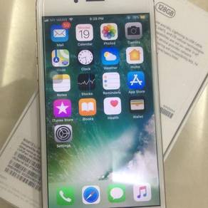 Iphone 6 rose gold 128gb