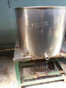 Mesin keropok kapasiti 40kg