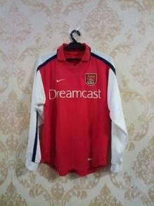 Arsenal 2000-01 Long Sleeve Nike