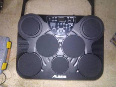 For Sale Alesis CompactKit 7 | Portable 7-Pad