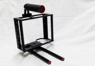 DSLR Rig Cage Canon 5D/6D With 15mm Rod N Handle