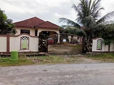 Rumah Untuk di sewa di Tanah Merah Kelantan
