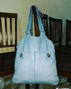 Shoulder Bag Genuine Leather Marc Jacobs