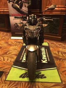 Kawasaki Z650 ABS 17 Free Gift Items With Exhaust