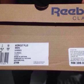 Reebok Classic Workout Plus