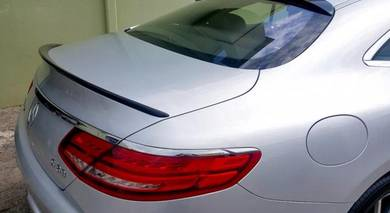 Mercedes Benz AMG W205 W213 W117 Carbon Spoiler