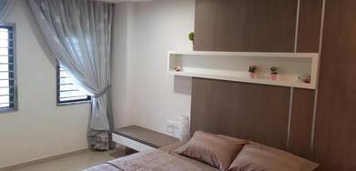 Full loan-Booking Fee. Seri Mutiara Apartment. Bandar Baru Permas Jaya