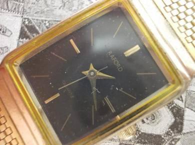 Vintage Raford gent watch