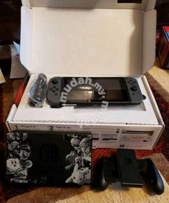 Nintendo Switch Console 32GB with Smash Bros Dock