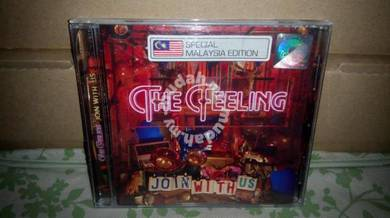 CD The Feeling - Join With Us