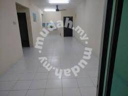 Lake View Apartment Batu Caves New Painting For Rent [Move In Ready]