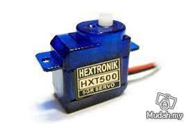 HXT500 5g 0.8kg 0.10sec Micro Servo