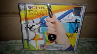 CD The Feeling - Twelve Stops And Home