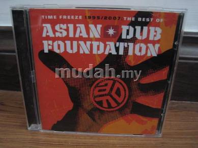CD The Best Of Asian Dub Foundation