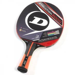 Dunlop Evolution 3000 Table Tennis Ping Pong Bats
