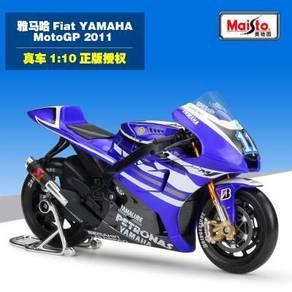 Maisto 1:10 Yamaha Fiat #11 MotoGP Diecast Motor