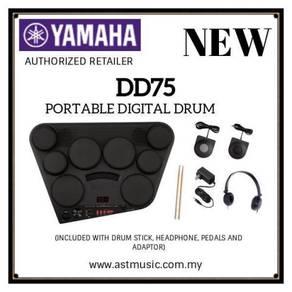 Yamaha Dd75 DD-75 Electronic Drum Pack