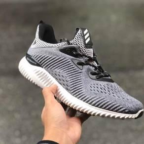 Alphabounce grey knit untk dijual