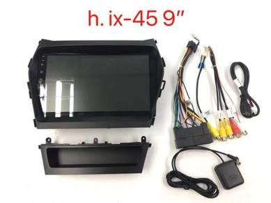 Hyundai santa fe ix45 9* android 1RAM 16G